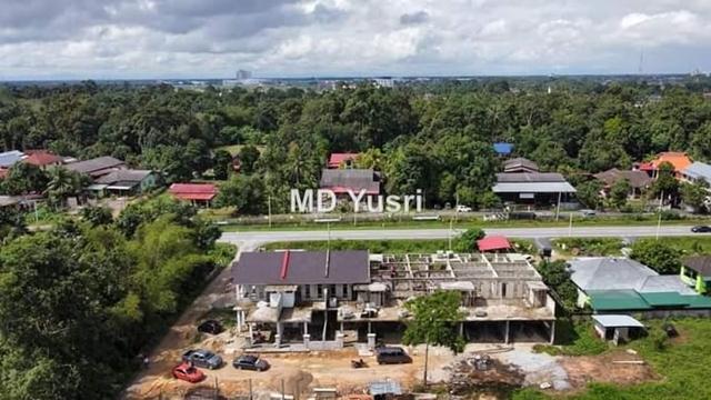 7 UNIT TERES DUA TINGKAT DI KG PAYA PASIR HOR, Kota Bharu