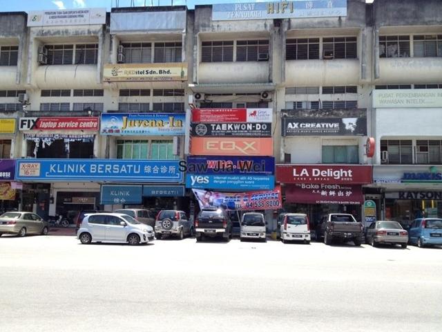 Second floor shoplot, Jalan Tembikai, Bukit Mertajam