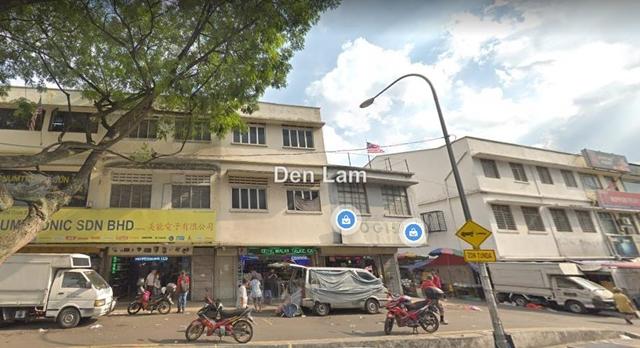 Pudu Pasar   Prime Area   Facing Main road   KL   3sty Shop Rent, kuala Lumpur, City Centre