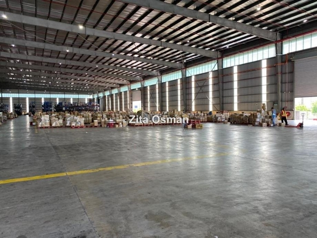 NORTH PORT SEMI-D FACTORY / WAREHOUSE, Perdana Industrial Park North Port Klang, Klang