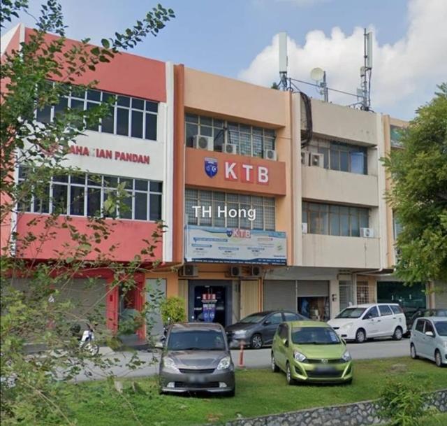 Taman Nirwana Ampang 3 Storey Shop Selangor, Ampang Selangor, Ampang