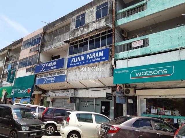 Jalan Tun Ismail, Kuantan