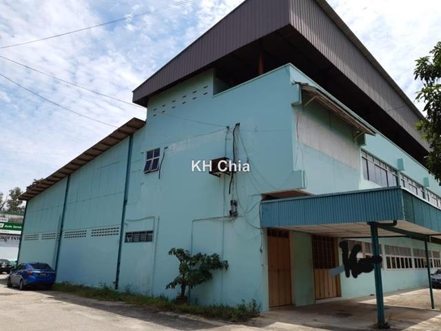 Semambu Industrial park, Kuantan