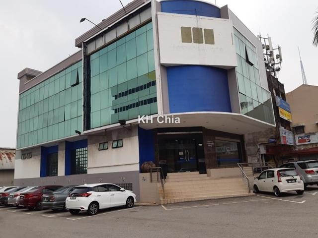 Jalan Teluk Sisek - Jalan Besar, Jalan Teluk Sisek - Jalan Besar Heritage Row, Kuantan