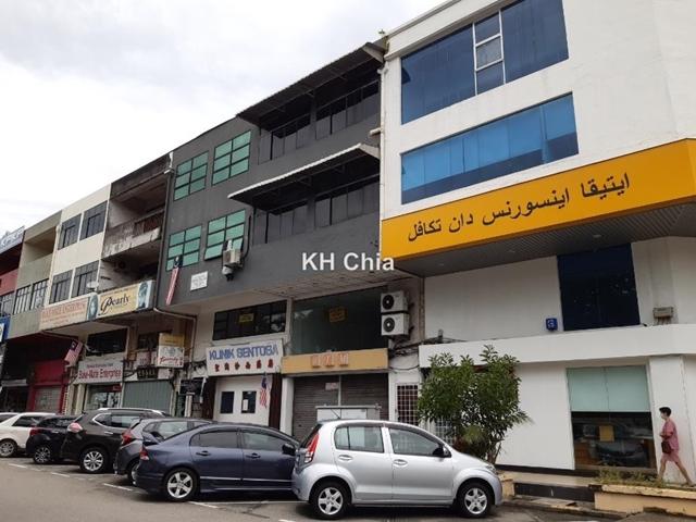 Jalan Tun Ismail, JALAN TUN ISMAIL, Kuantan