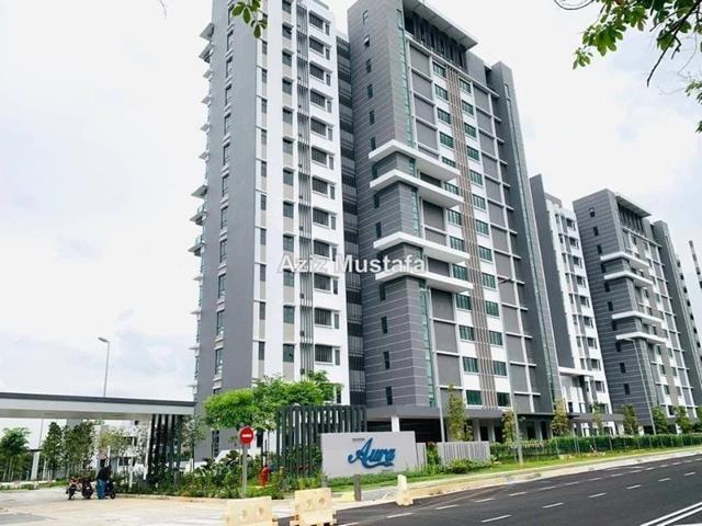 Aura Residence , Putrajaya
