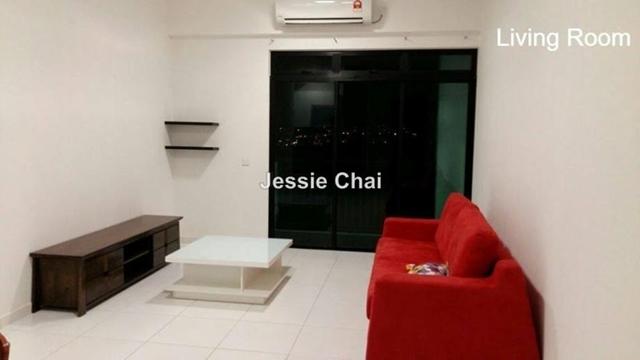 Sky Oasis Residence (Pangsapuri Oasis 1), Taman Setia Indah, Johor Bahru