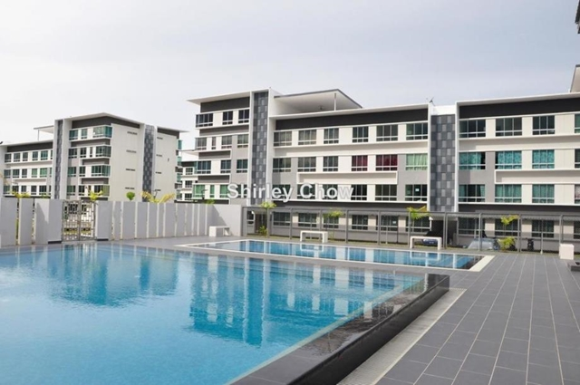 University Condo Apartment 2 (UCA 2), Kota Kinabalu