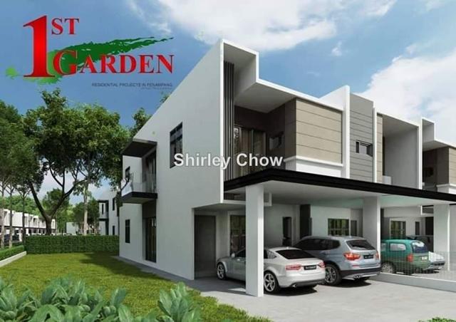 1st Garden, Kota Kinabalu