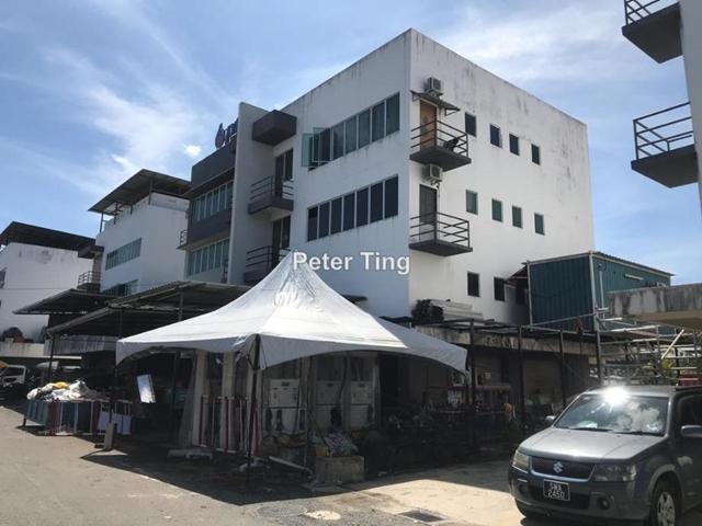 Inanam Warehouse, Kota Kinabalu