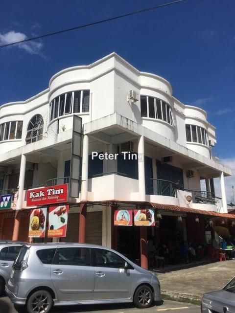 Donggongon New World, Penampang