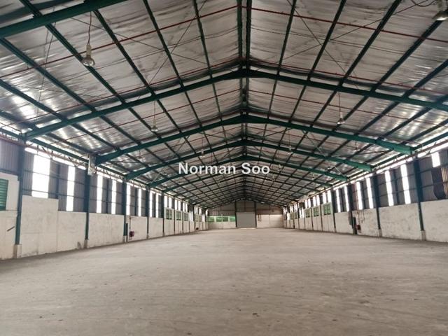 Meru, Kapar Factory , Klang