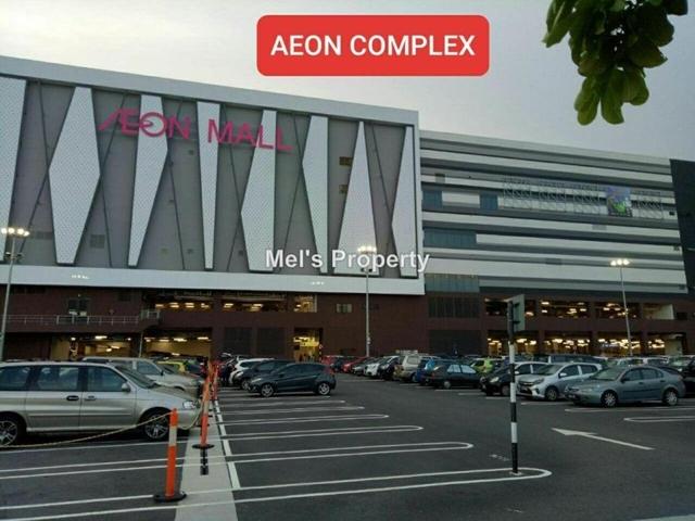 nilai 3 street mall, Nilai
