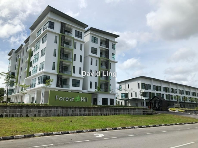 Forest Hill Apartment, Kuching