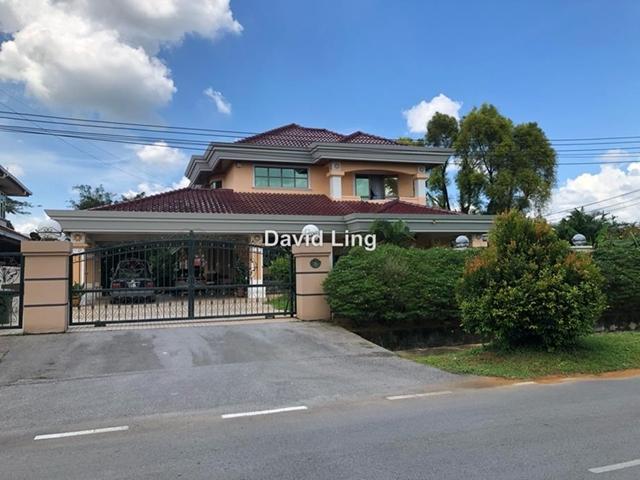 Jalan Kapor Stapok, Kuching