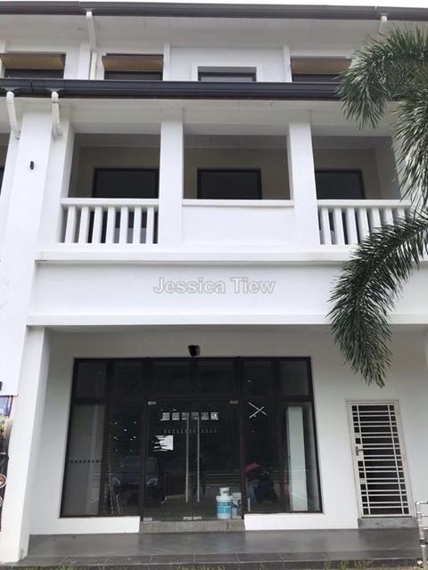 Eco botanic three storey shop send floor for rent, Eco botanic shop, Iskandar Puteri (Nusajaya)