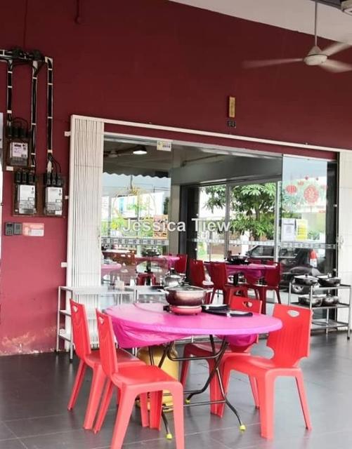 Taman bukit indah Triplex storey shop for sale, Taman bukit indah triplex storey shop for sale, Iskandar Puteri (Nusajaya)