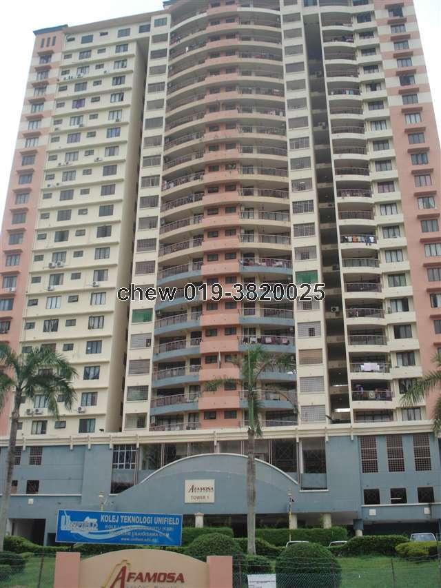 Condominium for sale in villa beverly hills alor gajah for Apartments for sale beverly hills