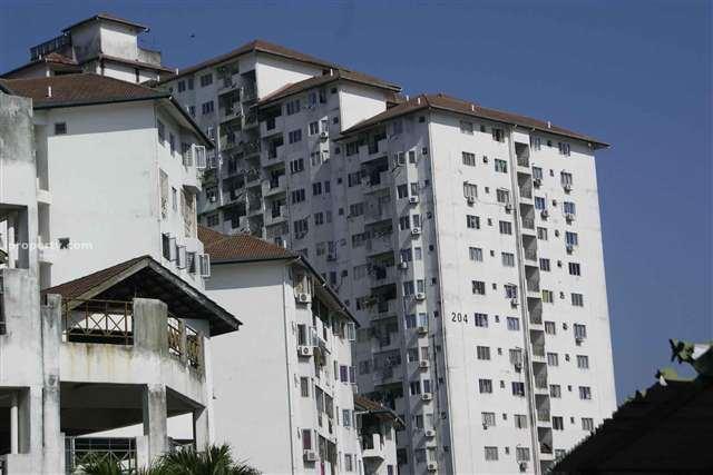 Sri Suajaya Condominium, Sentul