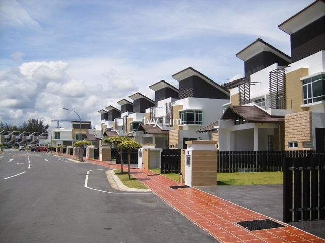 D 39 banyan residency sutera kota kinabalu 2 sty terrace for Terrace 9 suvarna sutera