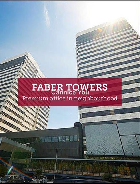 Faber Tower, Old Klang Road, Taman Desa