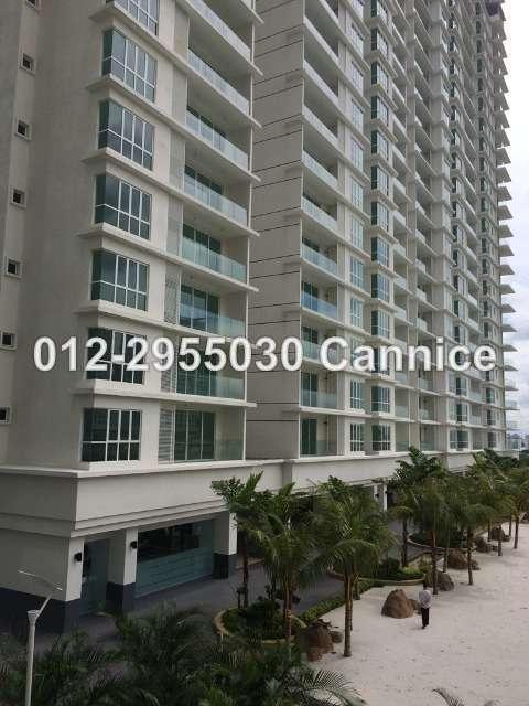 Le Yuan Residence Intermediate Condominium 3 1 Bedrooms For Rent In Jalan Klang Lama Old Klang