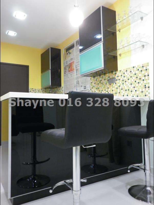 ID kitchen cabinet