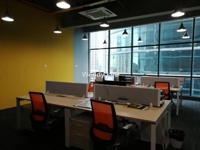 Vertical office suites, bangsar south, Kampung Kerinchi (Bangsar South)
