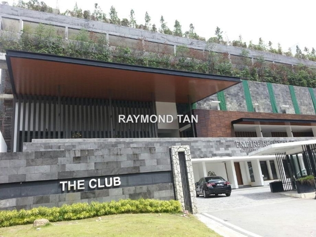 Empire Residence Pacel 2, Damansara Perdana