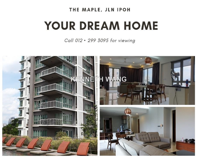 The Maple Condominium, Sentul