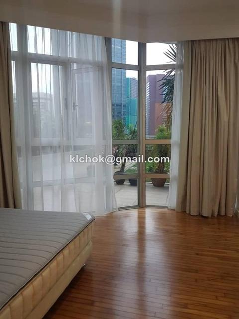 Idaman Residence, KL City Centre, KLCC