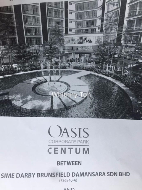 Centum @ Oasis Corporate Park, Ara Damansara