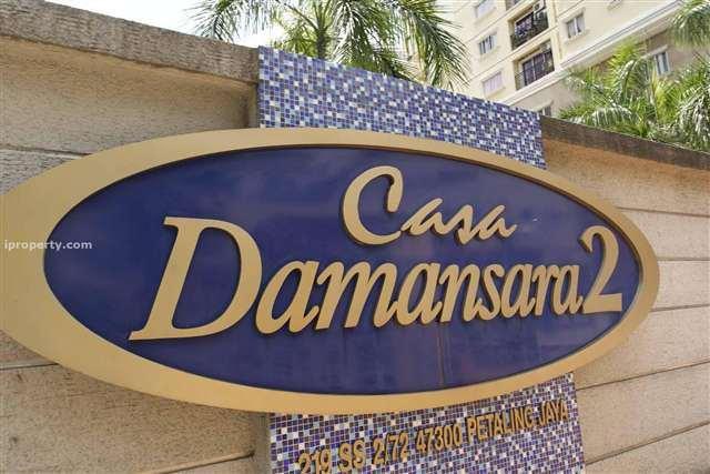 Casa Damansara 2, Petaling Jaya