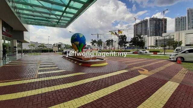 Top Glove Tower, Seksyen U13, Setia Alam, Alam Nusantara, Setia Alam