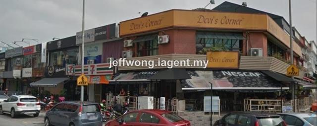 Jalan Telawi Bangsar, Bangsar Telawi, Bangsar Baru, Bangsar
