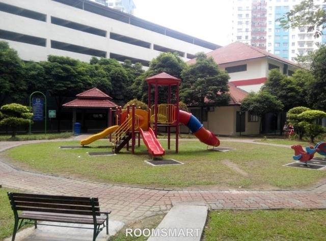 Vista Pinggiran Apartment, Seri Kembangan