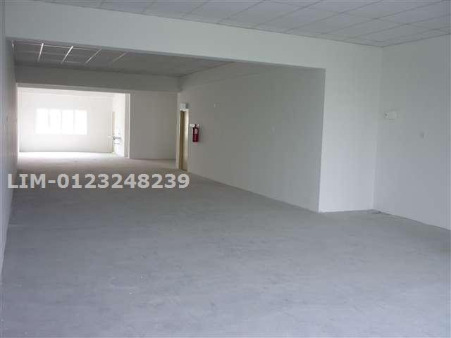first floor internal view