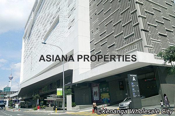 Kenanga Wholesale City, KL City