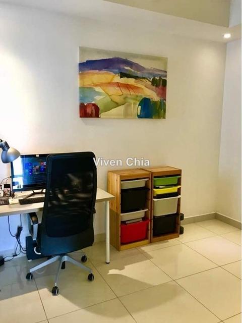 The Centrina Service Apartment@Central Residence, Taman Sungai Besi, Salak Selatan