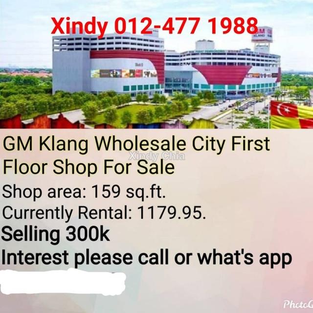 GM Klang Wholesale City, Klang