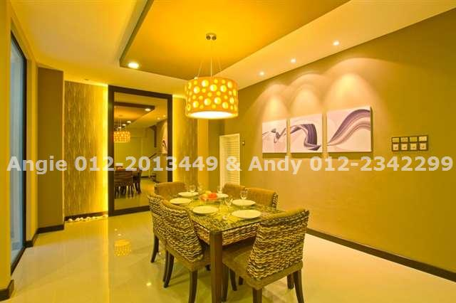 Show Hse - Dining Area