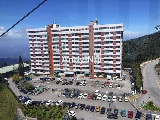 Kayangan Apartment, Bentong