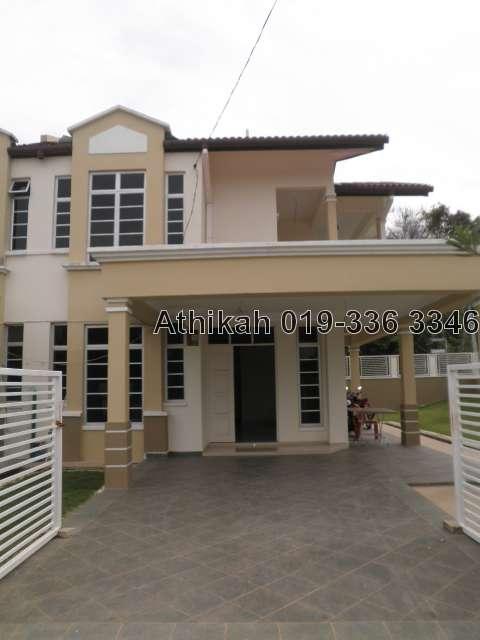 Corner (Rumah Contoh) - RM220,000 nego