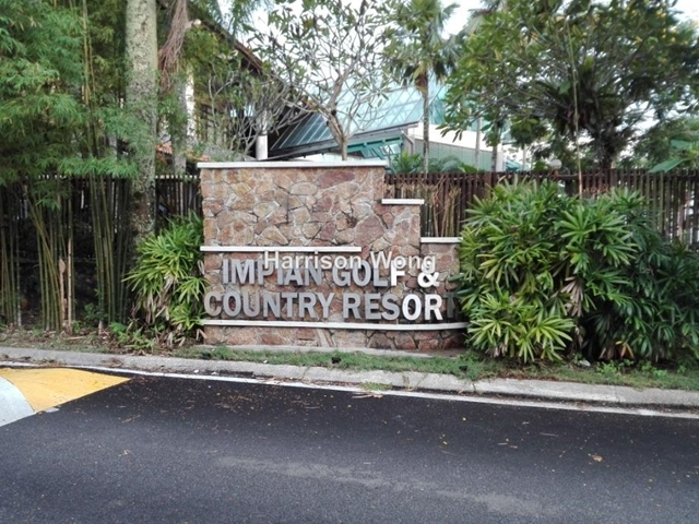 Saujana Impian Golf and Country Resort, Kajang
