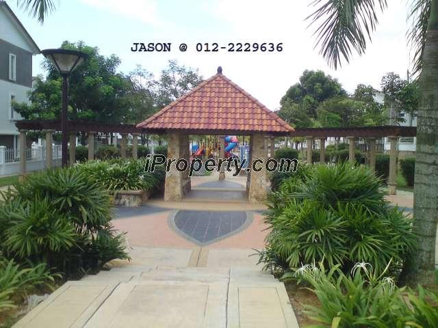 Tropical sanctuary park