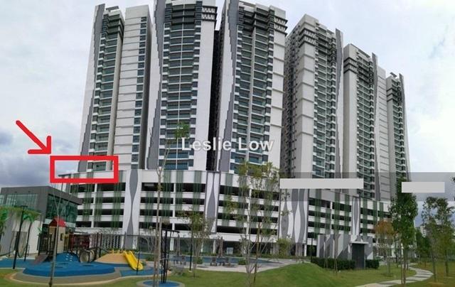 Riverville Residences, Taman Sri Sentosa, Jalan Klang Lama (Old Klang Road)