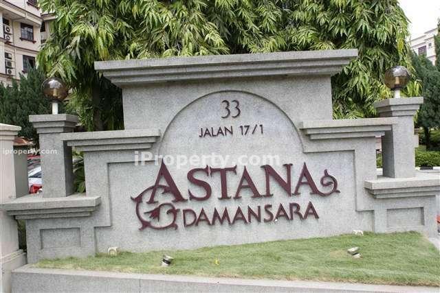 No.5A, Blok A2, Astana Damansara Condo, Astana Damansara Condominium, 46400, Selangor