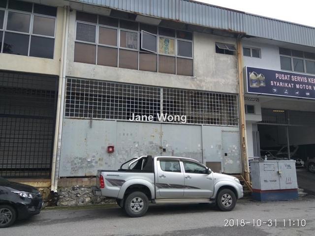 puchong permai 1.5Story Link factory, puchong permai, Puchong