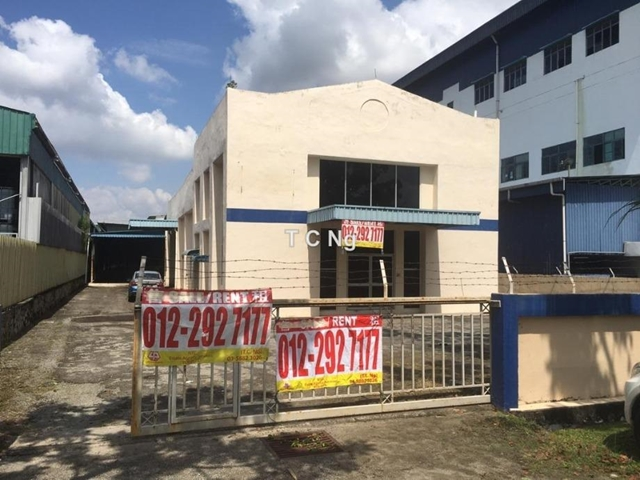 1.5 Storey Detached Factory, Kinrara Industrial Park,, Bandar Kinrara