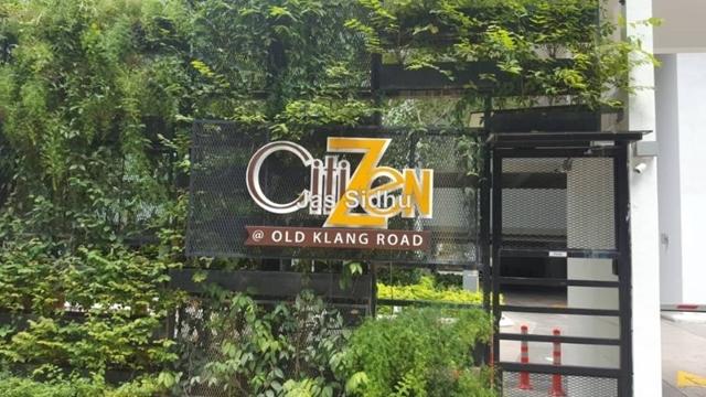CitiZen @ Old Klang Road, Taman Sri Sentosa, Jalan Klang Lama (Old Klang Road)